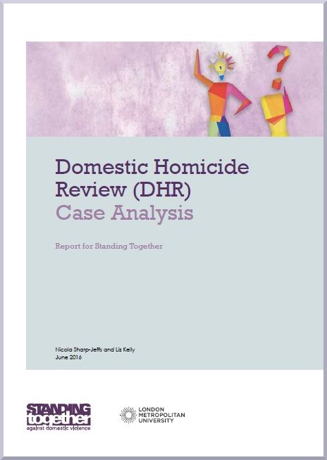Standing Together: Domestic Homicide Review Case Analysis Report
